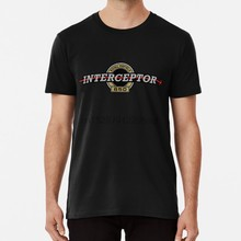 Royal Enfield-Interceptor 650 T shirt kraliyet enfield interceptor 650 etiket(China)
