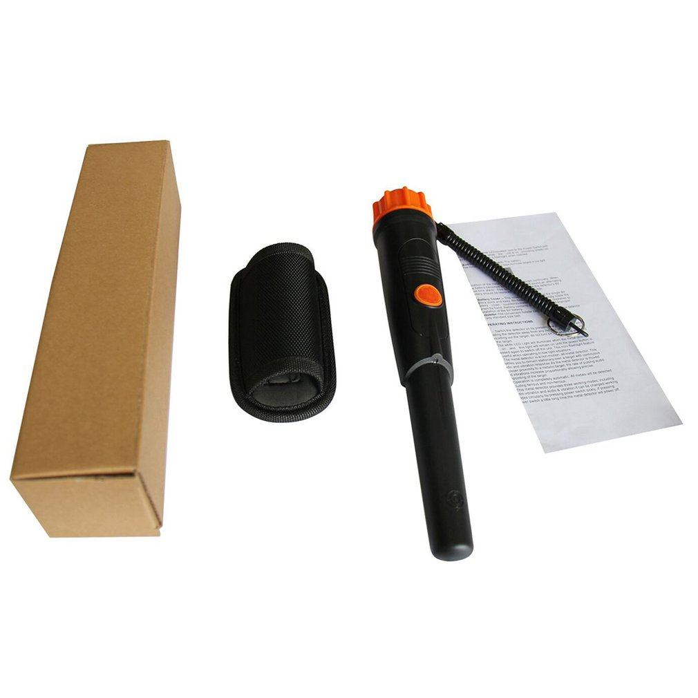 With All Anchors And Instructions Ultra-high Sensitivity Machine Waterproof Handheld Metal Positioning Rod