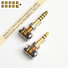 Male Earphone-Cable Balanced-Adapter Ddhifi DJ35A Kern Astell Fiio DJ44A To for