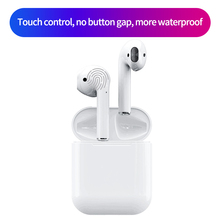 Newest Pop-up Mini Size Bluetooth TWS X9 5.0 Ture Wireless Hifi Earphones 5D Super Sport  Bass Earphone