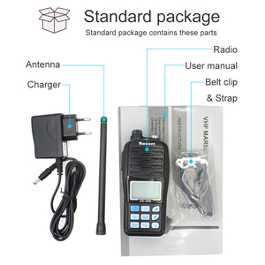 Image 5 - Водонепроницаемый телефон, новая версия, 156,000 161,450 МГц, IP67, водонепроницаемая портативная рация 5 Вт