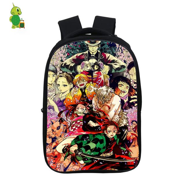 Demon Slayer: Kimetsu No Yaiba Backpack