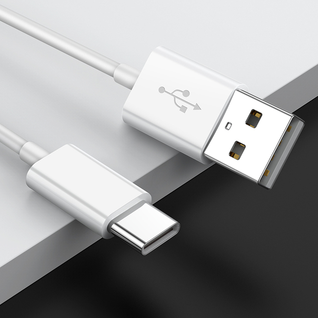 for Samsung Galaxy A30s A31 A51 S20 M21 A10 1.5m Original USB Type C Cable For Xiaomi mi 10 Pro CC9 Redmi Note 8 Pro Fast Charge 1