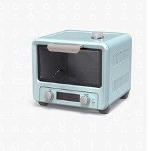 Электрическая мини духовка для домашней выпечки многофункциональная
