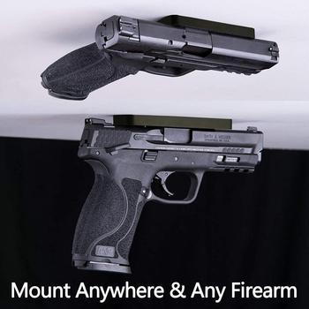 Ukryty uchwyt na broń magnetyczny pistolet uchwyt na pistolet rewolwer samochód fotel do ciężarówki materac lampki nocne Glock Taurus G2C 1911 akcesoria tanie i dobre opinie