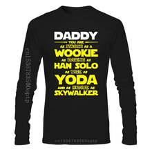Crew Neck New Style Short Sleeve Tee Shirt Dad You Are My Super Star Hero T Shirt Wars Regular Primer Shirt