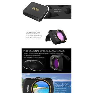 Image 2 - Filtro Obiettivo della fotocamera Filtro a Densità Neutra per DJI Mavic Mini Drone CPL ND ND/PL Drone Accessori Della Fotocamera