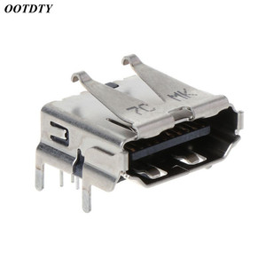 Image 2 - For Playstation 3 PS3 HD PS 3 Super Slim 3000 4000 3K 4K HDMI Port Jack Socket Interface Connector Replacement
