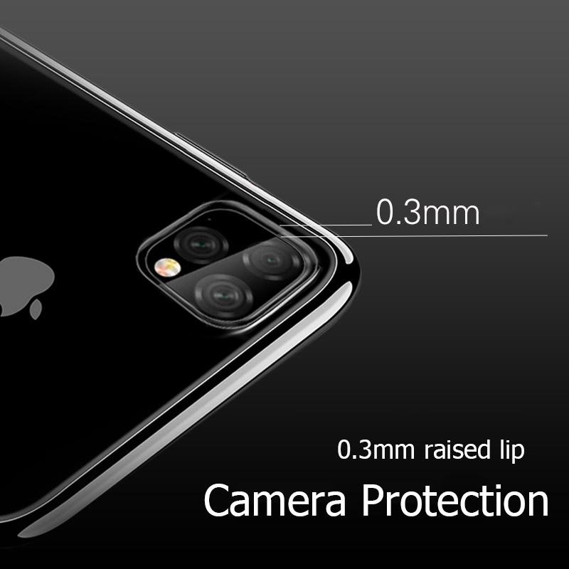Bright Crystal Clear Case for iPhone 11/11 Pro/11 Pro Max 4