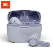 JBL dostroić 215TWS oryginalne słuchawki bezprzewodowe Bluetooth 5.0 słuchawki T215TWS Stereo wzywa słuchawki douszne dźwięk gitara basowa zestaw słuchawkowy z mikrofonem