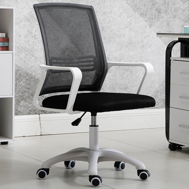 To Work In An Office Train Chair Household Screen Cloth Staff Member Computer Chair Rotating Lift Meeting Boss Swivel Chair