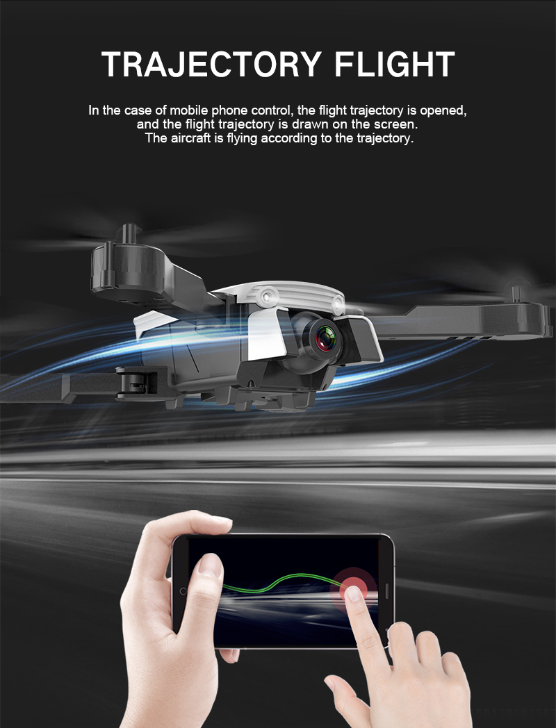 4K Mini Drone Professional Camera HC Foldable Off-Point Quadcopter Gps R8 Height Hold Mode Kids Toy 22