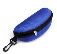 11 Kleuren Zonnebril Leesbril Draagtas Hard Zipper Box Travel Pack Pouch Case Nieuwe