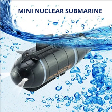 Happycow 777-216 6CH Wireless Mini RC Submarine Speed Racing Pigboat Radio Remote Control Electric Submarin Model Outdoor Toys цены онлайн