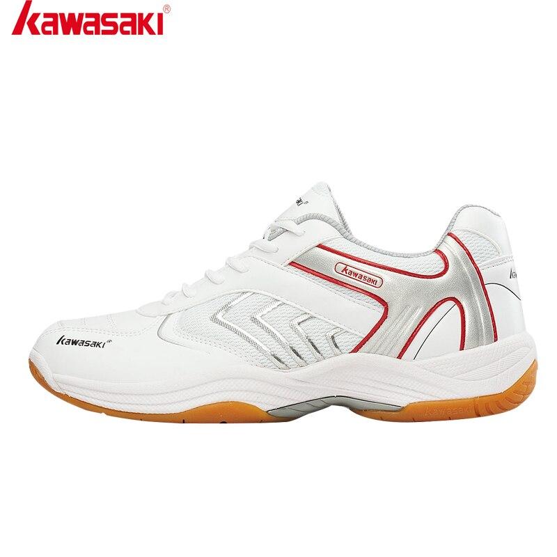 Kawasaki Professional Badminton Shoes 2020 Breathable Anti-Slippery Sport Shoes for Men Women Sneakers K-003