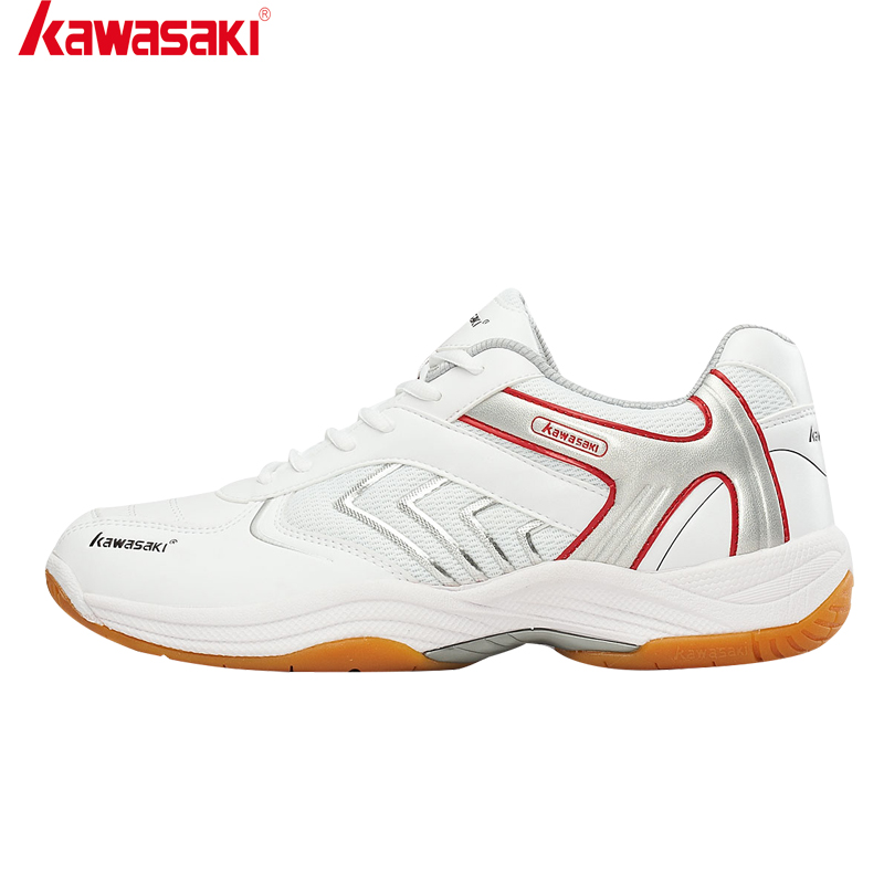 Kawasaki zapatos de bádminton profesional 2020 transpirables antideslizantes zapatos deportivos para hombres y mujeres zapatillas K-003