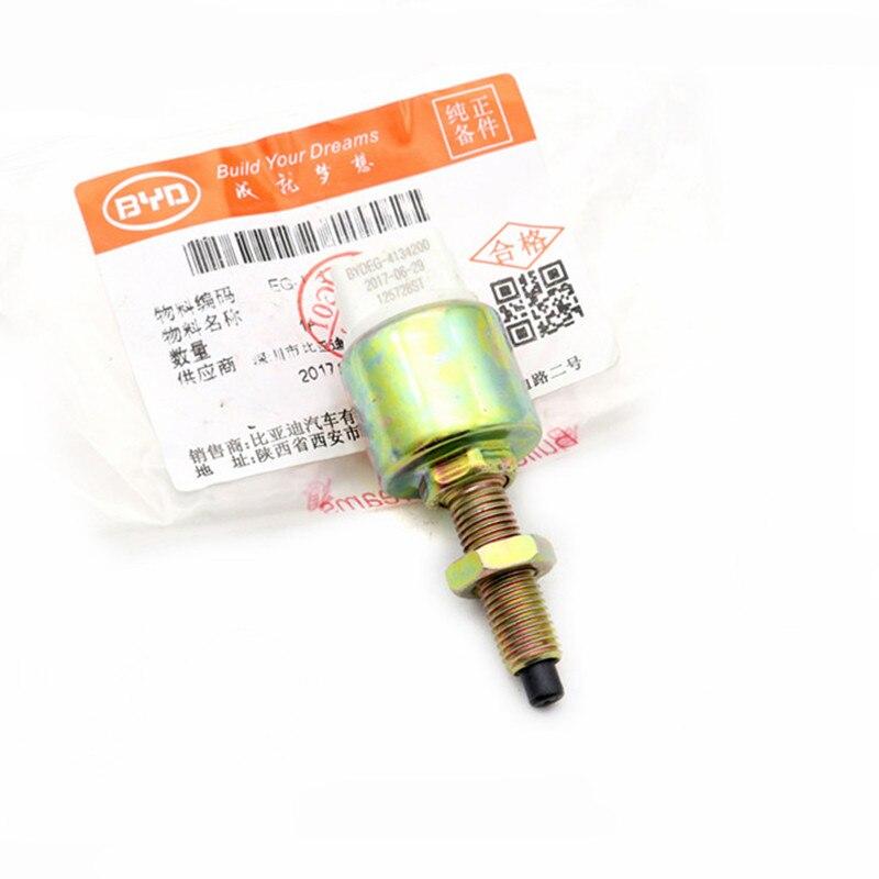 Włącznik świateł hamowania dla BYD F3 G3 L3 F0 F6 M6 S6 G6 S7 G5 Qin piosenki Tang Yuan surui EG-4134200