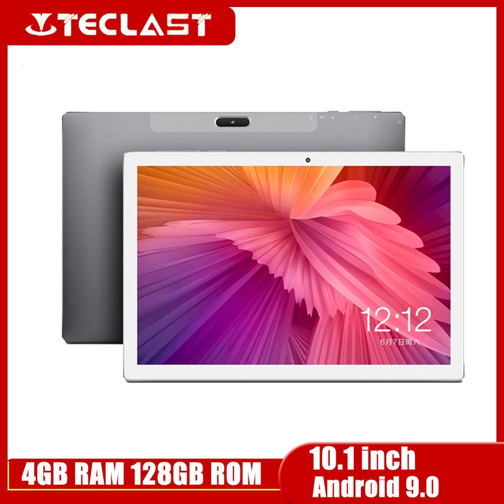 Teclast M30 4G Phablet Android 8.0 MTK X27 1.4GHz Decore CPU 4GB RAM 128GB EMMC ROM 5.0MP+2.0MP GPS 10.1 Inch 2.5K IPS Tablet PC
