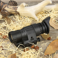 Eagleeye Free Shipping PVS 14 Tactical Night Vision Scope Digital Airsoft Gun Safety Scope For Hunting Wargame gs27 0008