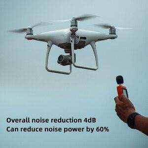 Image 3 - 4 Pcs 9455s Elica Puntelli Protector per Dji Phantom 4 Pro V2.0 Avanzata Drone 9455 A Basso Rumore Del Respingente della Lamierina guardia di Protezione