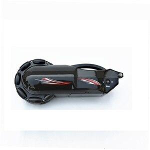 Image 5 - 24V 250W Điện Xe Lăn Máy Kéo Xe Lăn Handbike DIY Điện Xe Lăn Chuyển Đổi Bộ Dụng Cụ Với Pin Điện Máy Kéo