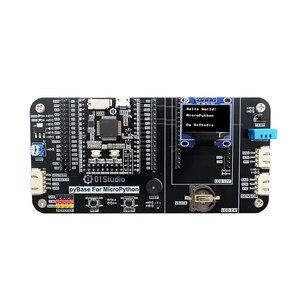 Image 3 - Placa de desarrollo de programación MicroPython: Pyboard/STM32/Kit de experimentos de Aprendizaje Integrado de un solo chip
