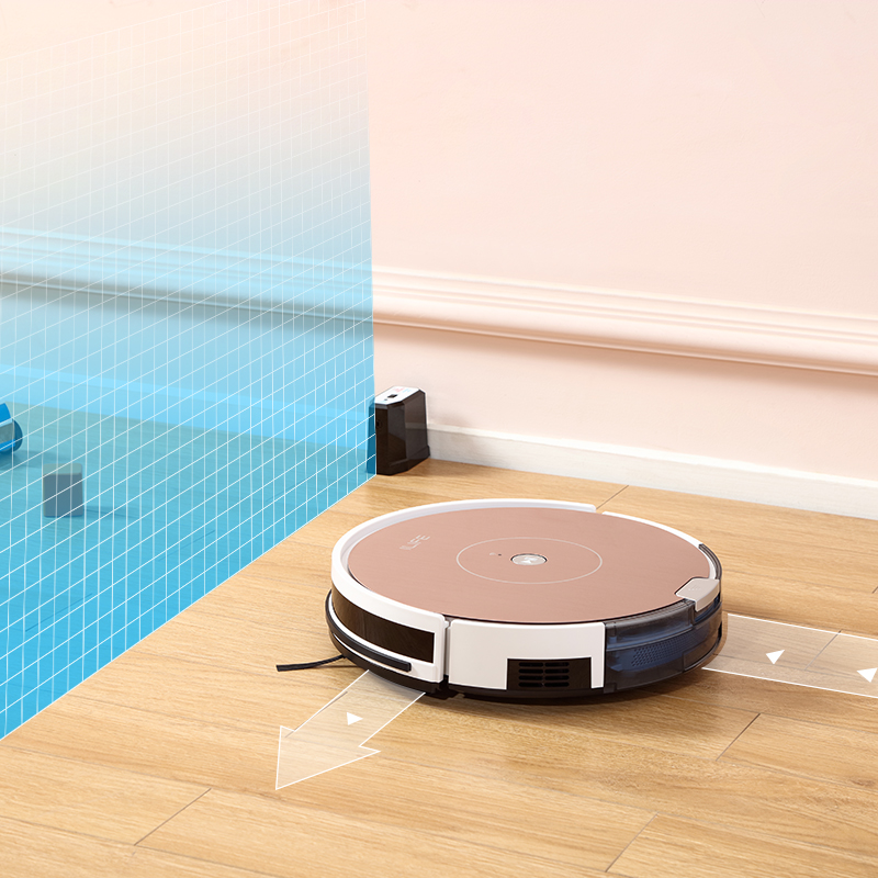ILIFE NEW A80 Plus Robot Vacuum Cleaner Smart WIFI App control Powerful suction Electronic wall cleaning 3