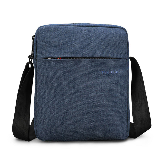 Tigernu Brand Men Women Messager Bag Business Shoulder Bag Casual Crossbody Bag