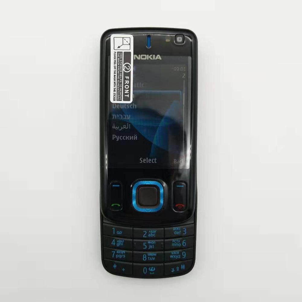 Фото. S 100% s 6600 оригинальный телефон Nokia 6600 slide Восстановленный сотовый телефон черный цвет В НА