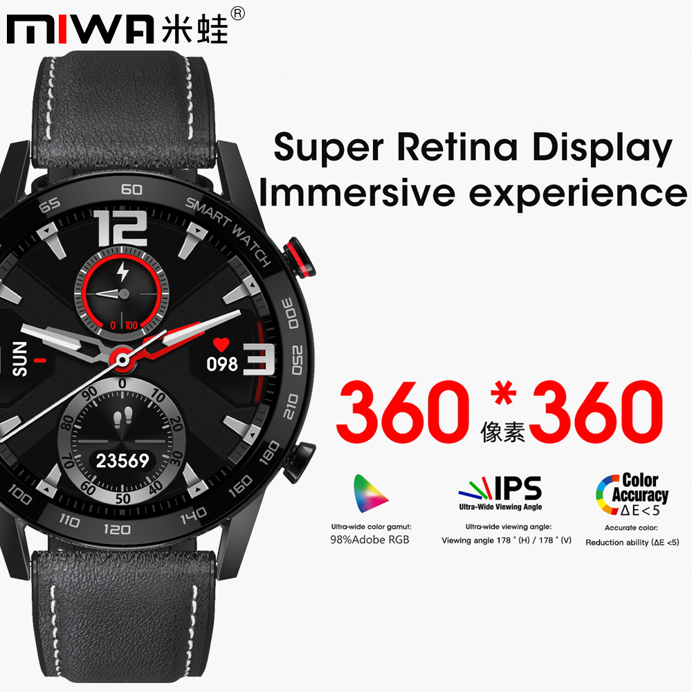 Permalink to miwa 2021  ECG Smart Watch Bluetooth Call Smartwatch Men Sport Fitness Bracelet Clock Watches For Android Apple Xiaomi Huawei