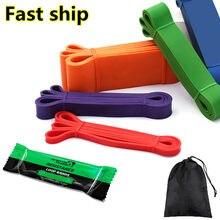Эластичные ленты для подтягивания подбородка, для тяжелых силовых упражнений, для подтягивания, мобильности, фитнеса, тренировок