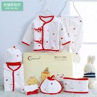 2019 New Style Baby Gift Package Newborn Baby Underwear BABY'S FIRST Month Set Pure Cotton Thin Newborns Clothes Set
