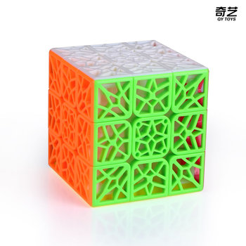 Original High Quality QiYi DNA Plane Concave 3x3x3 Magic Cube Puzzle Speed  Christmas Gift Ideas Kids Toys For Children qiyi dna plane concave 3x3x3 magic puzzle cube professional stickerless speed 3x3 toys for children gift