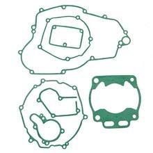 Crankcase-Cover Cylinder Motorcycle-Gaskets-Kits Engines Motorbike Kawasaki Kx250
