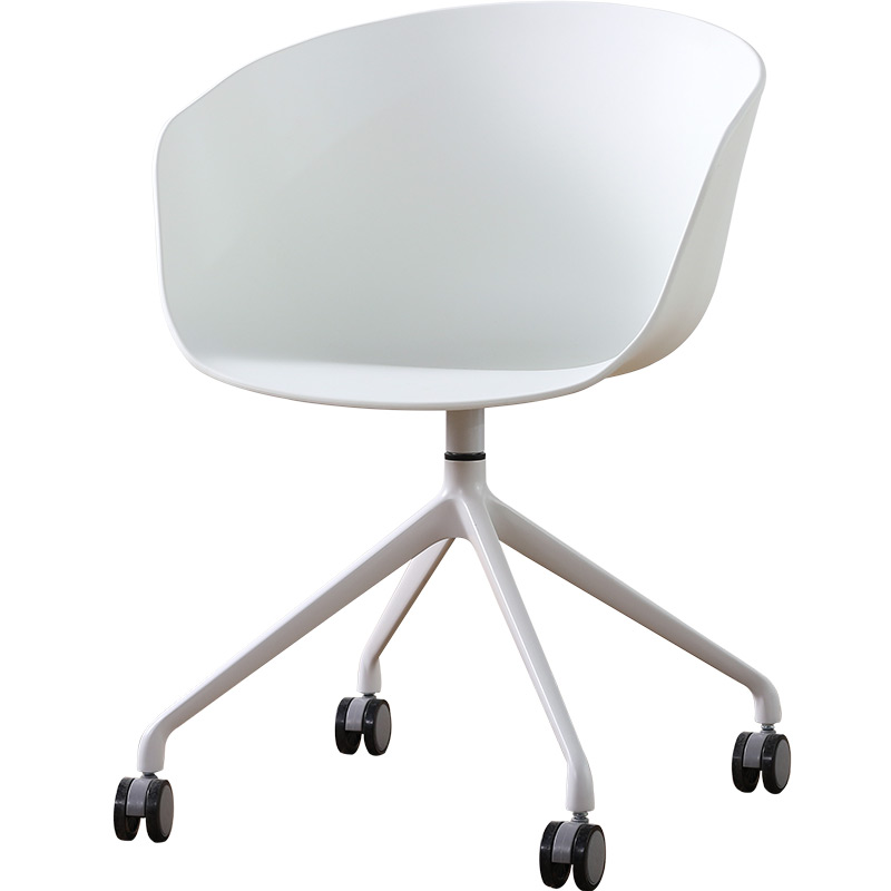 Nordic Swivel Chair Computer Chair Home Simple Modern Back Seat Study Single Office Swivel Chair
