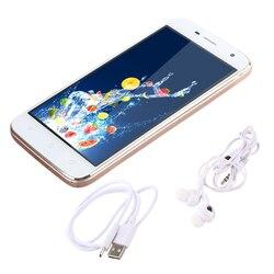 Android 5.1 MTK6580 czterordzeniowy 8GB odblokowany WCDMA GSM K25 inteligentny telefon 5 znakomicie zaprojektowany trwały wspaniały