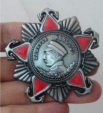 Segunda guerra mundial russa urss soviética fim de nakhimov exército 2nd classe medalha distintivo acessório