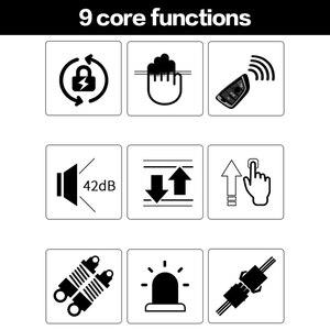 Image 3 - Porte arrière électrique intelligente pour BMW f10, f11, avec télécommande, ouverture et fermeture du coffre
