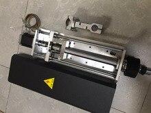 150mm נסיעות 1250 mm/min CNC להבה ופלזמה חיתוך מרים Z ציר + סטנדרטי מהדק + nema23 מנוע צעד
