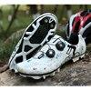 Sapatos de bicicleta de estrada novos sapatos de ciclismo homens esporte profissional zapatillas ciclismo mtb calçado de montanha auto-bloqueio tênis de bicicleta 8