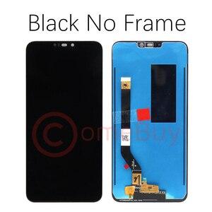 Image 5 - Comebuy LCD Für Huawei Ehre 8C LCD Display Touchscreen Digitizer Montage Mit Rahmen Für Honor 8C Display BKK AL10 BKK L21