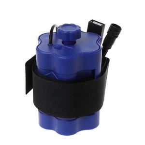 Bricolage Powerbank boîte 6x18650 batterie stockage étui support 5V 12V pour vélo LED lumière USB chargeur pour Smartphone