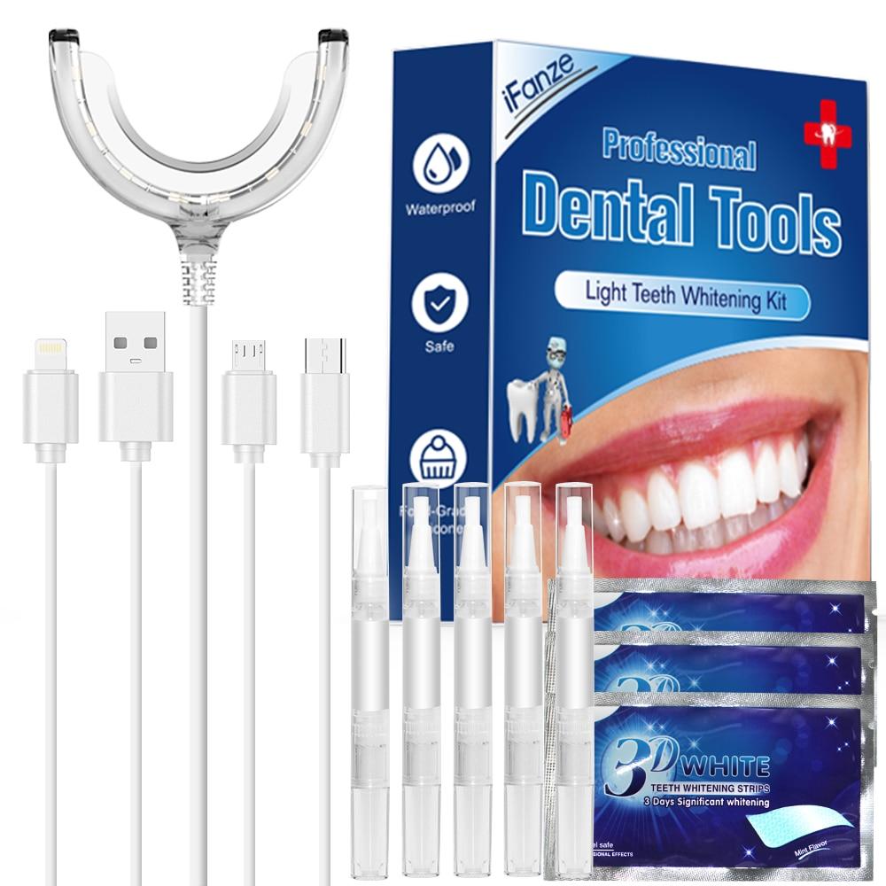Ifanze Snow Alternative Teeth Whitening Kit Best Alternative To Snow Shop At Mags