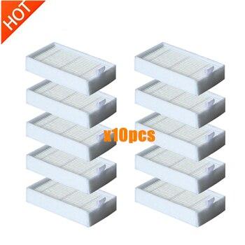 цена на 2PCS/10PCS Sponge Hepa Filter Replacement Parts For Chuwi ilife v55 V50 V5 V5s V3 V3s V5 pro X5 Robot Vacuum Cleaner Accessories