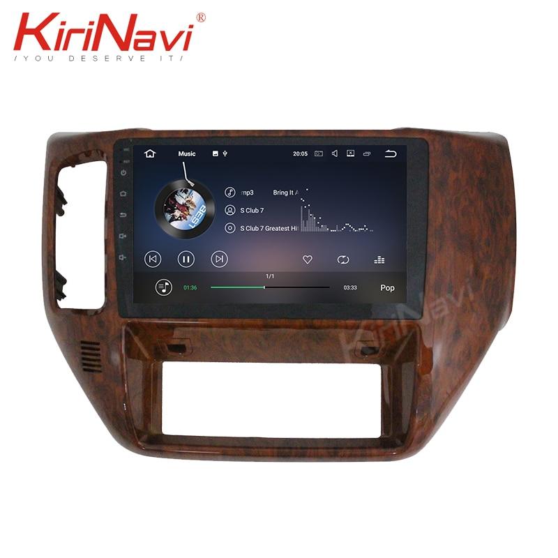 Kirinavi lecteur Radio de voiture écran Android 8.1 pour Lexus RX 400 H
