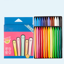 Pencil Crayons Colouring Kids Triangular for Students Children BV789