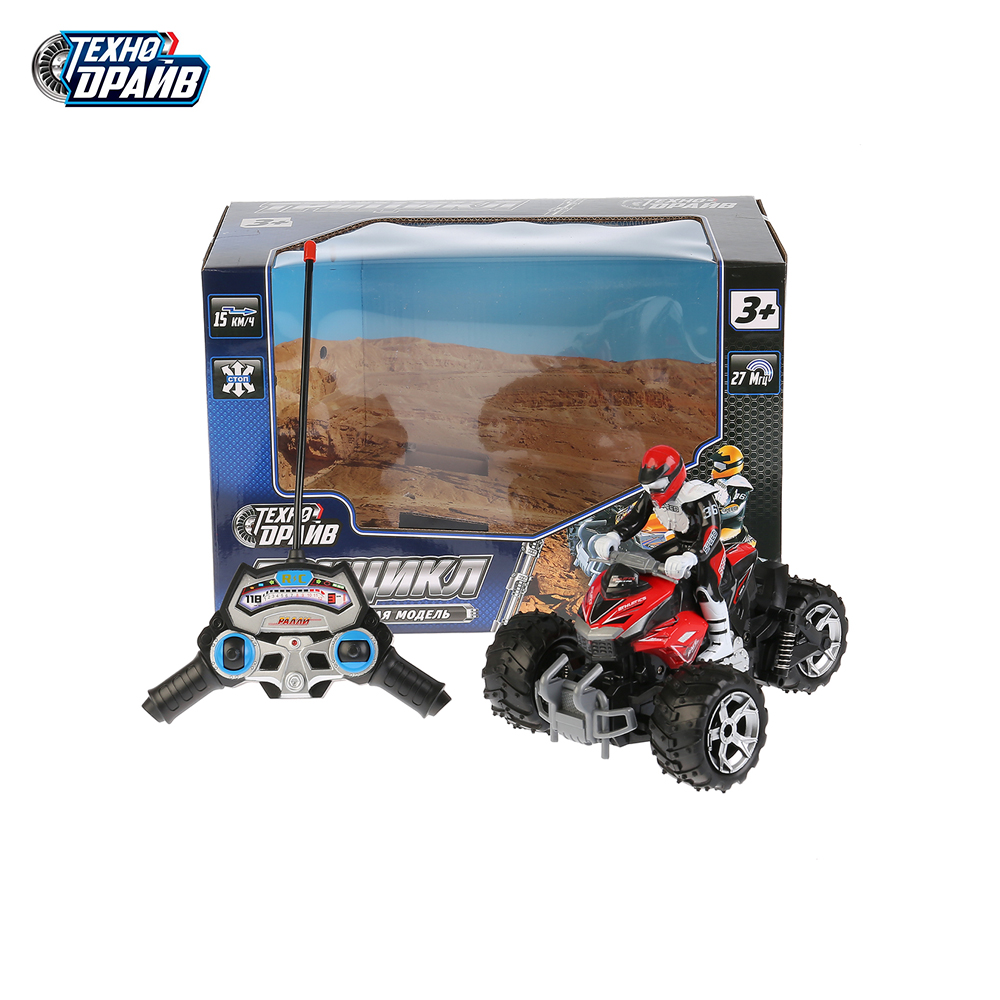 RC Cars Techno-drive 258943 echnodrive machine radio-controlled battery ypewriter with remote control toy for boy