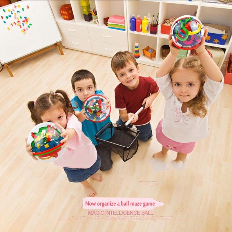 infantil de labirinto intelectual brinquedo equilibrio 05