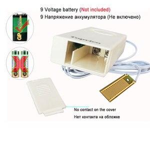 Image 5 - Topvico 3pcs Water Leakage Sensor Detector Water Leak Alarm Flood Detection 130dB Alert Wireless Home Security Alarm System