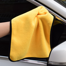 Wash-Towels Microfiber Car-Cleaning-Cloth CAR-POLISHING-400GSM Washing Polyester-Fiber
